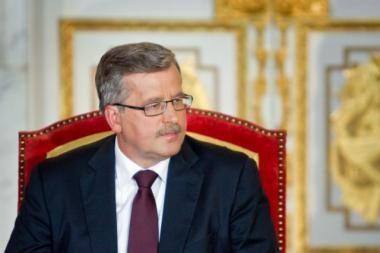 Paminklą Lenkijos prezidento lėktuvo katastrofos vietoje Smolenske statys abi šalys?