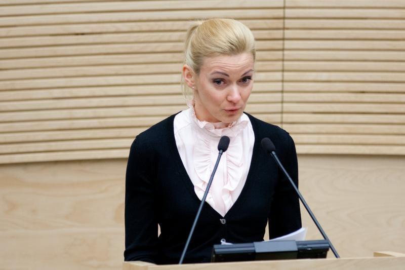 V. Vonžutaitės advokatui nepavyko sustabdyti DP bylos nagrinėjimo