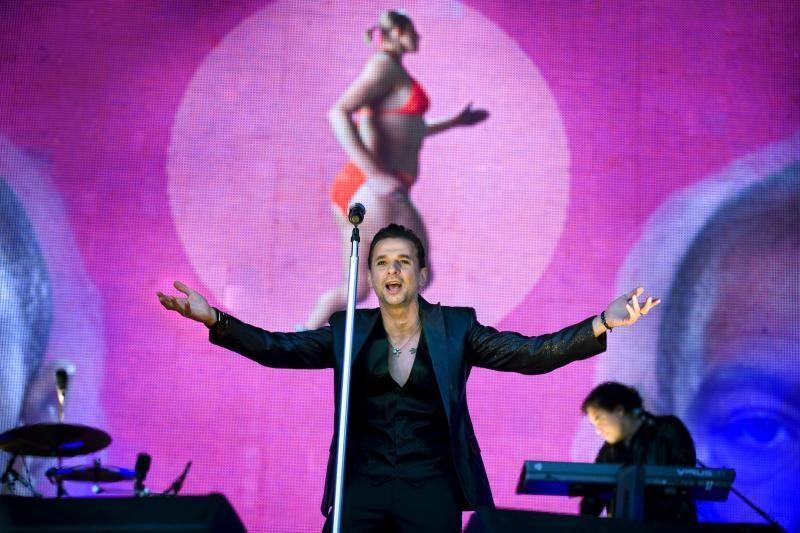 """Kritikų žodis: naujasis """"Depeche Mode"""" albumas – kupinas staigmenų"""