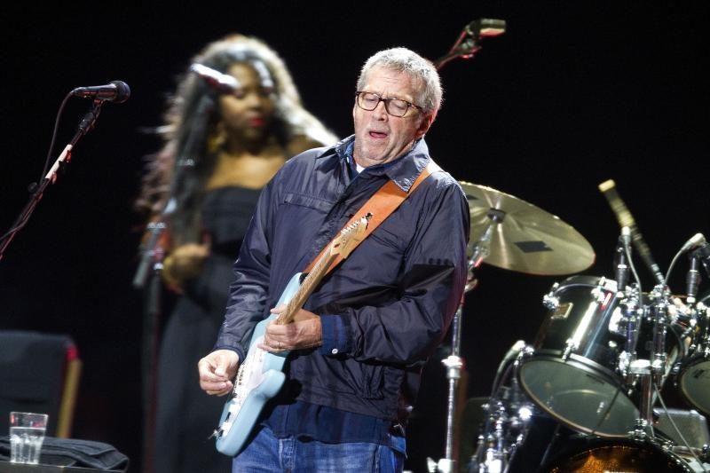 Legendinis E. Claptonas pirmą kartą koncertuos Lietuvoje