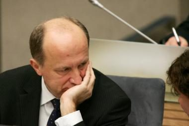 A.Kubilius apie Baltarusiją: Lietuva stengiasi išlaikyti balansą