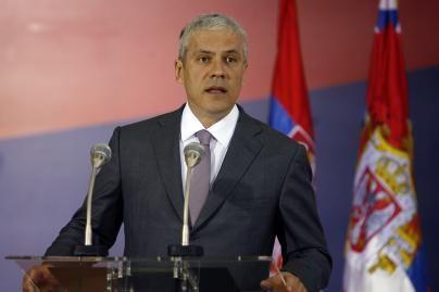 Serbijos prezidentas žada sugauti visus karo nusikaltėlius