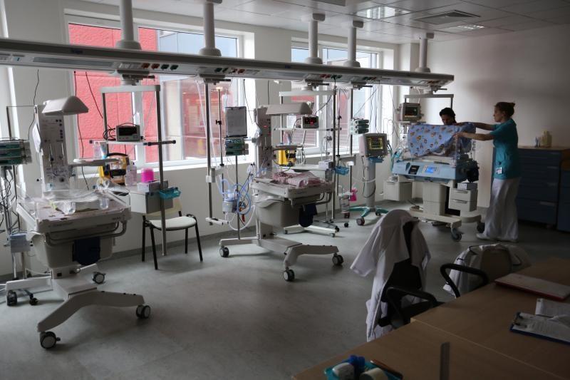 Santariškėse atidarytas modernus Akušerijos ir chirurgijos centras