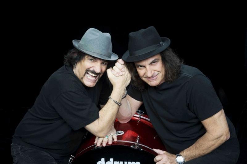 Broliai Vinnie ir Carmine Appice įpūs naują gyvybę roko kūriniams