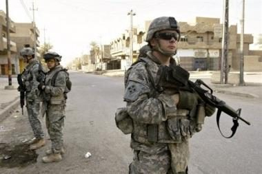JAV kariai iš Irako bus išvesti iki 2012 metų