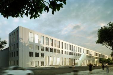 Naujamiestyje bus įrengti du visiškai modernūs loftų objektai