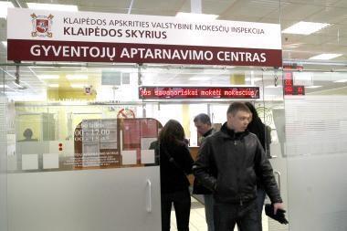 Pajamų deklaravimas: apskrities gyventojams jau grąžinta apie 13,7 mln. litų