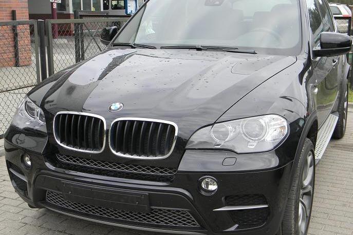 """Pasieniečiams įkliuvo Vokietijoje vogtas """"BMW X5"""""""