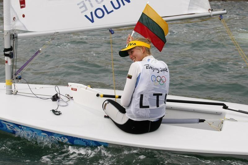 Po antrojo plaukimo G.Scheidt nukrito į septintąją vietą