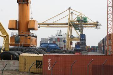Klaipėdos uoste – kalbos apie terminalą