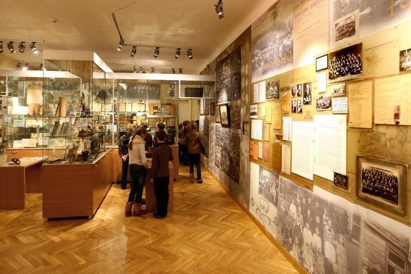 Nacionalinių ir respublikinių muziejų vadovus siūloma skirti 5 metams