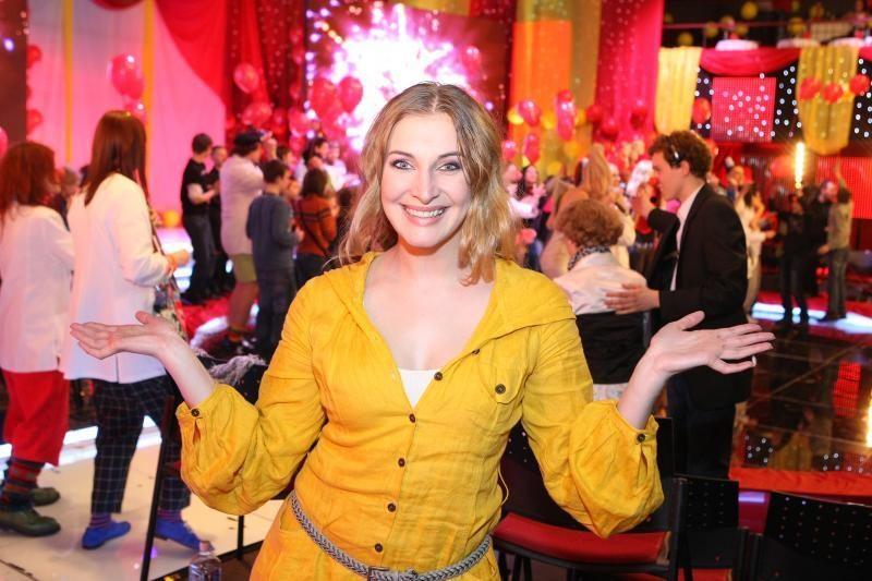 Dėl dalyvavimo šokių projekte Aušra Štukytė atidėjo vestuves