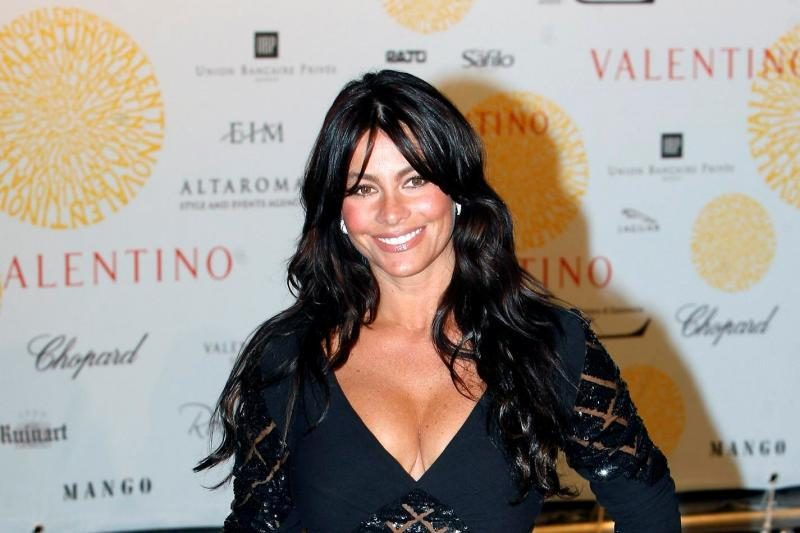 Sofia Vergara - geriausiai apmokama JAV televizijos aktorė