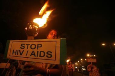 AIDS atsirado anksčiau nei manyta