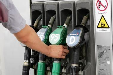 Dalį naftos atsargų bus galima saugoti Latvijoje