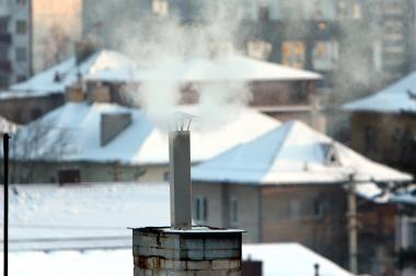 Oro užterštumas Kaune pavojingai padidėjo