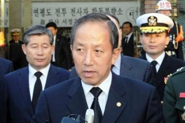 Atsistatydino Pietų Korėjos gynybos ministras