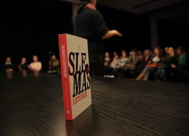 Vilniuje bus renkamas atstovas Europos slem poezijos turnyrui