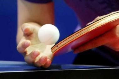 Stalo tenisininkės skina pergales