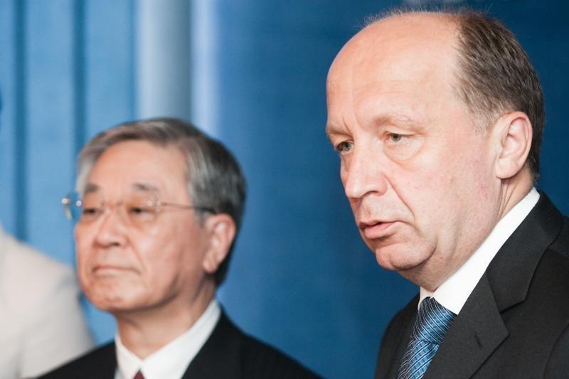 A.Kubilius: Visagino AE turi atitikti tarptautinius saugos reikalavimus