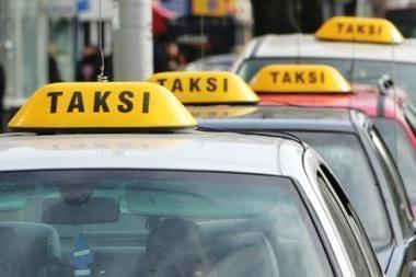 Šalčiai džiugina taksistus ir prekybininkus
