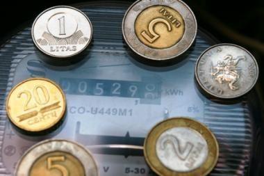 Elektra gyventojams turėtų brangti 9-14 centų (papildyta)