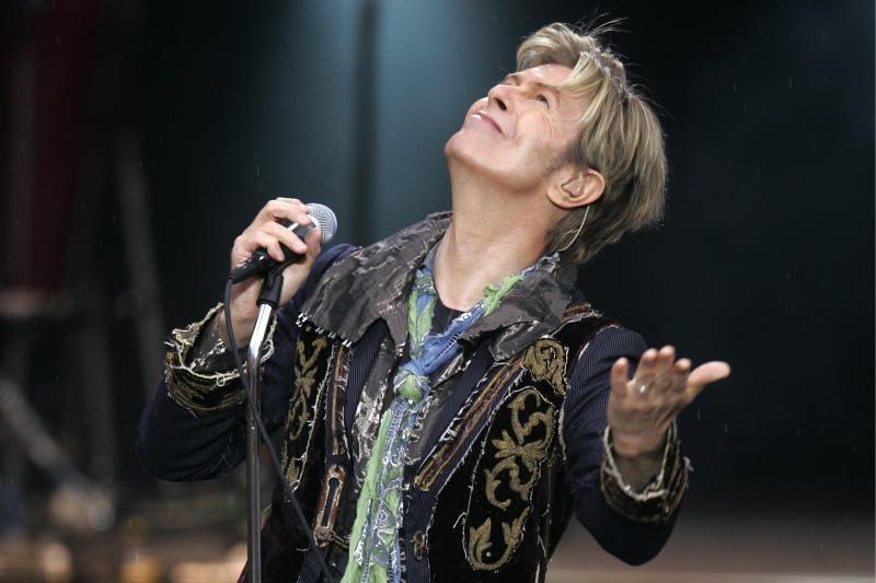D. Bowie rengia pirmąjį po 10 metų albumą