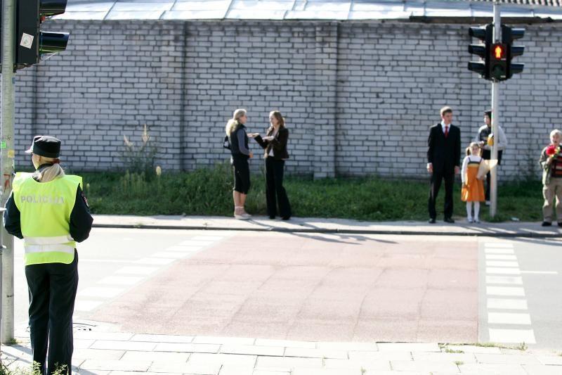 Lietuvos keliuose šiemet žuvo dukart daugiau vaikų