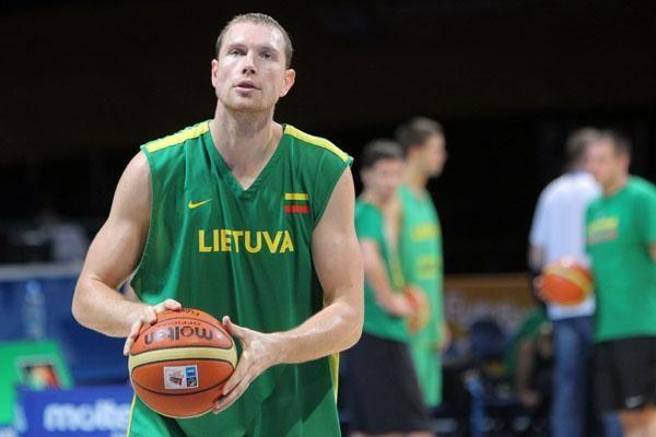 D.Songaila Turkijos krepšinio lygos rungtynėse pelnė 8 taškus