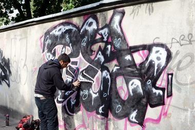 Grafiti – menas ar vandalizmas?