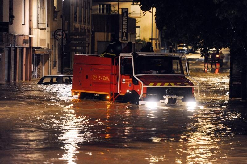 Didžiąją Britaniją skandina potvyniai
