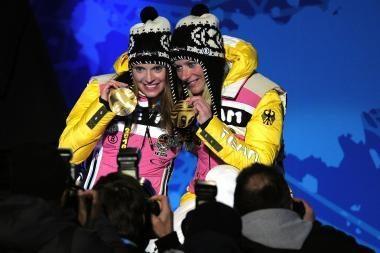 Vokietija tapo olimpinės medalių įskaitos lydere