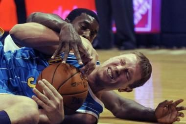 """D.Songaila atakavo be klaidų, """"Hornets"""" šventė pergalę"""