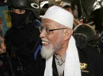 Indonezijoje islamistas dvasininkas suimtas dėl įtariamos pagalbos ekstremistams