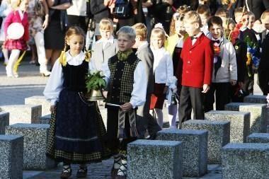 Rugsėjo 1-osios šventė Klaipėdoje: kas, kur, kada?