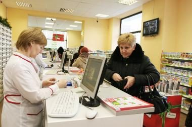 Estija: vaistininkai turės siūlyti pigiausius iš tinkančių pagal receptus vaistus