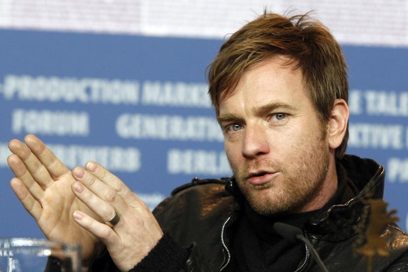 """Ewanas McGregoras filmą """"Prarasta kontrolė"""" žiūrėjo tris kartus"""