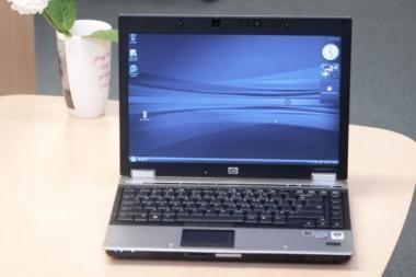 """Testas: """"HP EliteBook 6930p"""" nešiojamasis kompiuteris"""