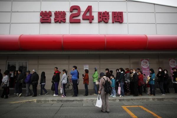 Žemės drebėjimas Japonijoje nesugadino investuotojų nuotaikų
