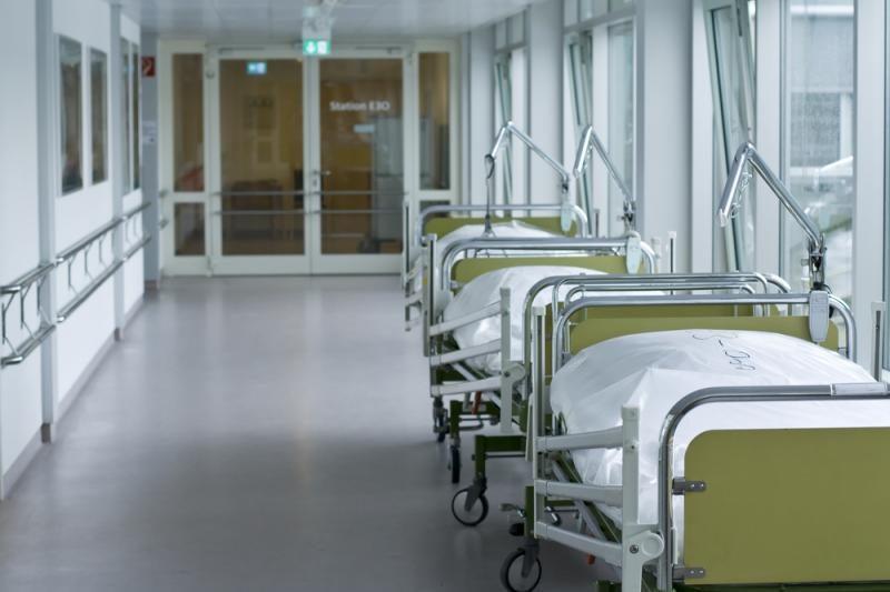 Telšių ligoninėje mirė chemikalais apsinuodijęs vyras