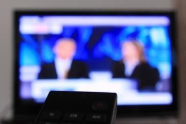Škotijoje kalinius ketinama aprūpinti plokščiaekraniais televizoriais