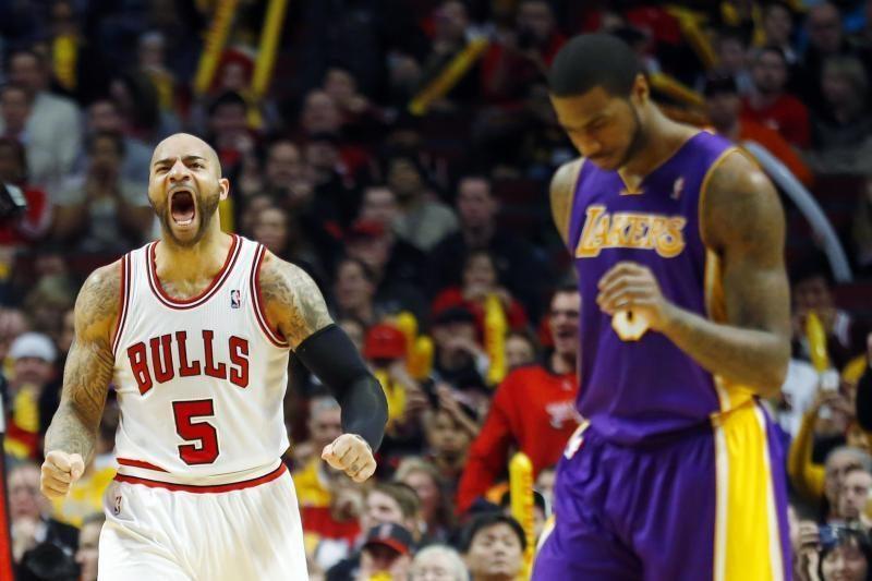"""""""Bulls"""" iškovojo dramatišką pergalę prieš būsimą varžovą kitame etape"""