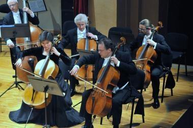Kultūros skleidėjams Klaipėdoje padovanos koncertą