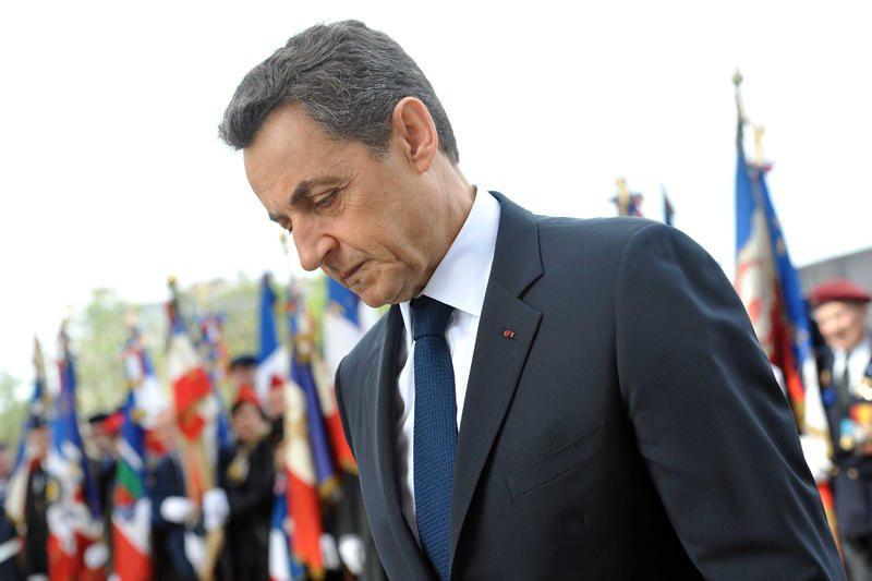 Nicolas Sarkozy surengė paskutinį savo vyriausybės posėdį