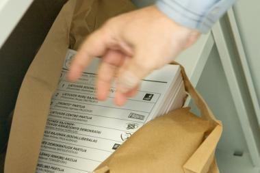 Savivaldybių rinkimai: balsuosime ne už partijas, o už žmones?
