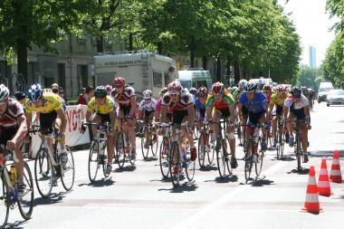 """Ketvirtadienį prasidės """"Auksinių kopų"""" dviratininkų lenktynės"""