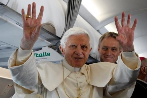 Popiežius: prezervatyvai