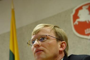 Generalinis prokuroras prakalbo apie griežtesnę slaptųjų tarnybų kontrolę