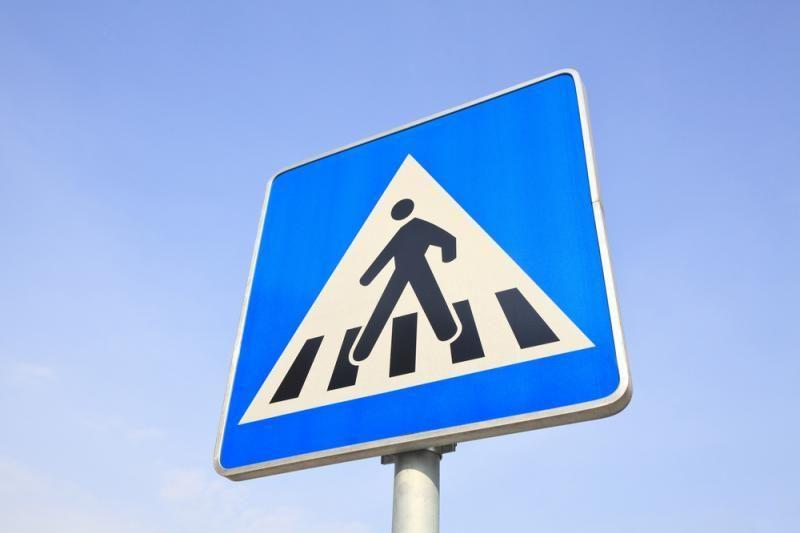 Panevėžyje partrenkęs 11-metę, vairuotojas nuvažiavo
