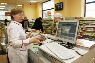 A.Čaplikas: nekompensuojami receptiniai vaistai atpigs
